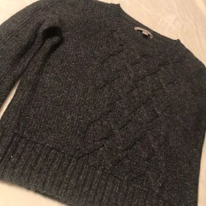 Banana Republic Cable Knit Front Sweater - Size XS